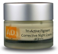 tri-active-pigment-correction-night-cream for hyperpigmentation, freckles, melasma, sunpots, liver spots